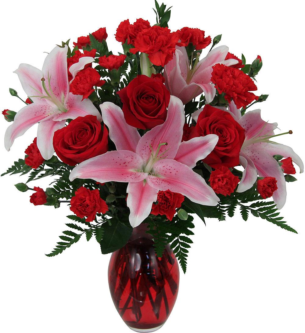 Flowers Romantic